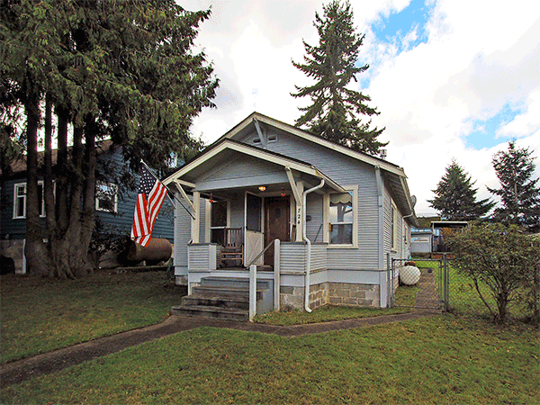 Image of 724 E 9th Street, Port Angeles