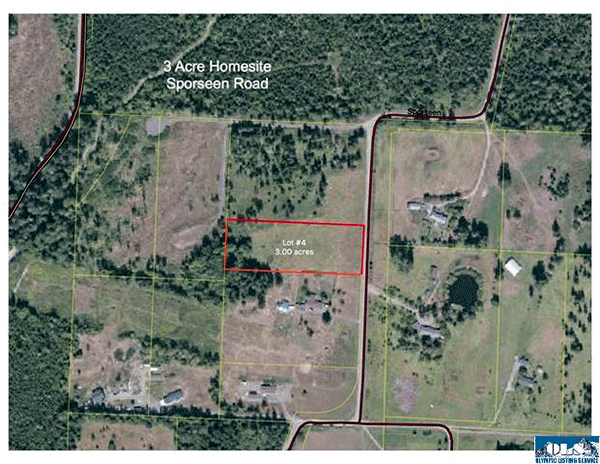 Image of 9999 Sporseen Road, Sequim