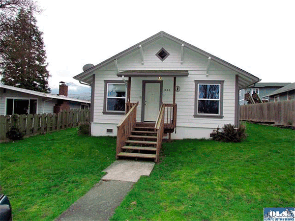 Image of 826 W 7th Street, Port Angeles