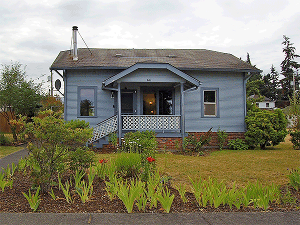 Image of 610 W 9th St, Port Angeles