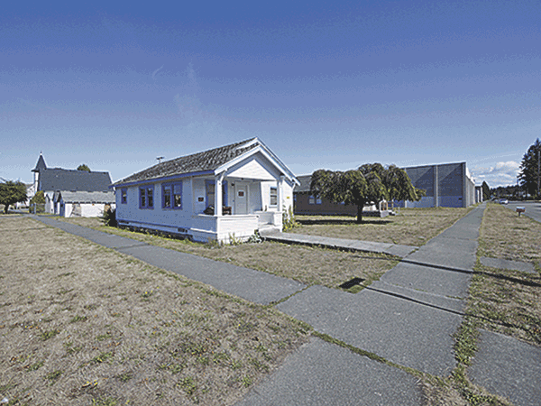 Image of 501 E Second St, Port Angeles